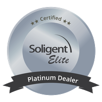Soligent Certified Elite Dealer