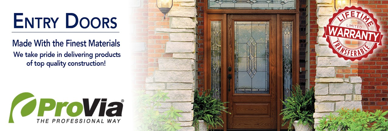 Entry Door Installations in Greater Virginia