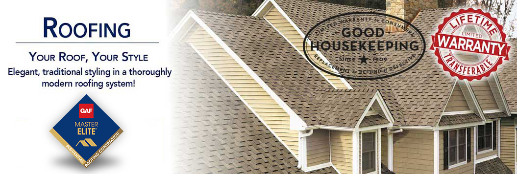 Roofing in Greater Virginia