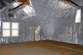 eShield™ Attic Insulation