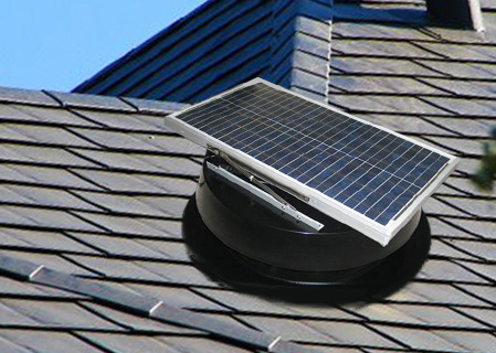 Solar Attic Fan: What is it and how can it Benefit You