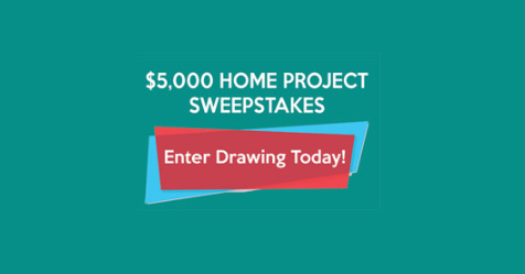 AAPCO 50th Anniversary Home Project Sweepstakes