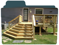 AAPCO › DECKS Before After Photo Gallery