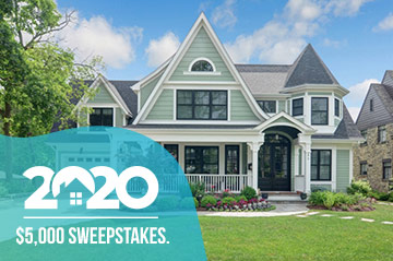 Home Project Sweepstakes