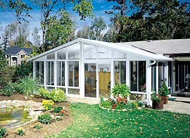 Oasis Sunroom LR 3000