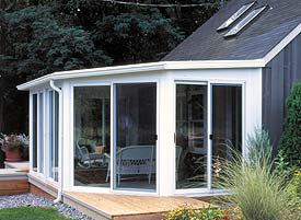 Oasis Sunroom LR 4000