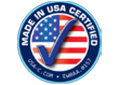 USA Certified Logo