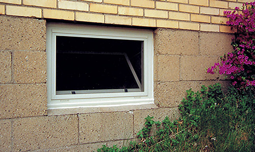 Basement Window Installations in Greater Virginia