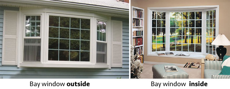 Bay Windows Installation Service in Greater Virginia