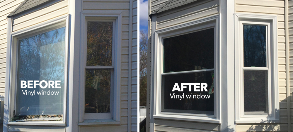 Vinyl Window Installations in Virginia
