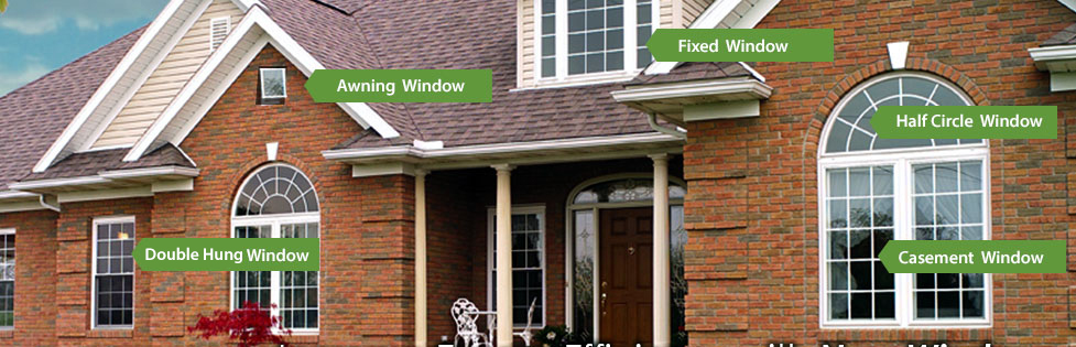 AAPCO, LC Can Install All Types of Windows in Greater Virginia