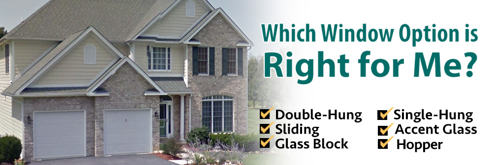 Window Replacement Options in Greater Virginia